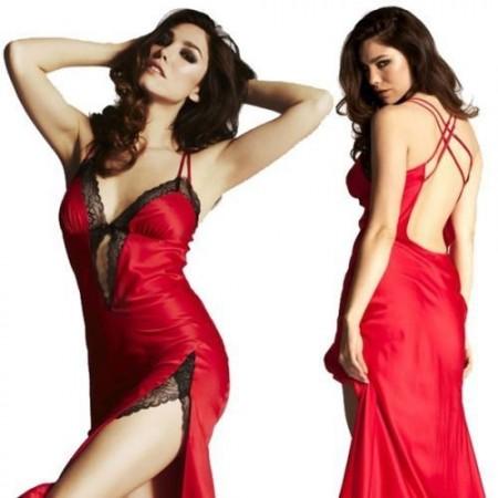 Superbe robe rouge