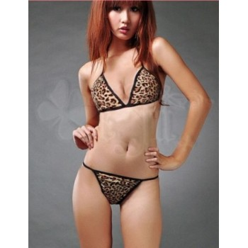 """Sous-vêtement léopard """"Otowa"""""""