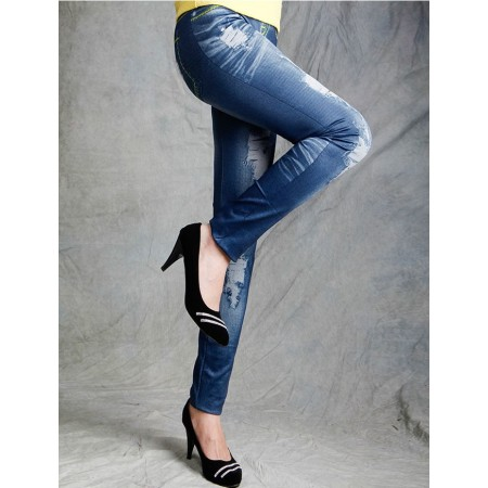 "Leggings Jeans ""Yell"""