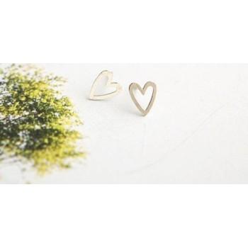 Boucle d'Oreilles mini coeur