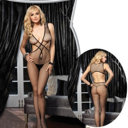 "Bodystocking Combinaison Collants ""Balbutia"""