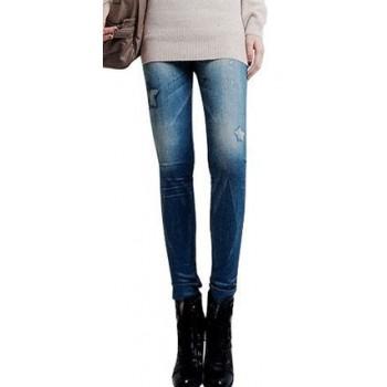 """Leggings """"Stars"""" jeans style"""