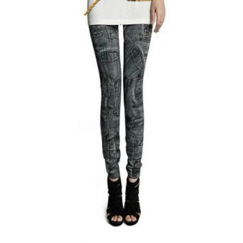 Leggings Sexy Jeans CRAZY-JX