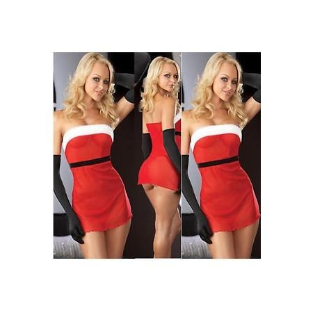Kleid Sexy Mutter Weihnachten