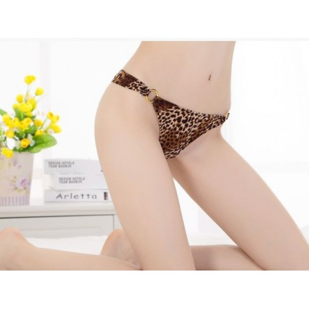 "String ""Estelle"" Leopard"