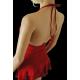 """Robe rouge """"Lydie"""""""