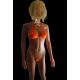 "Orange Bikini ""Chloe"""
