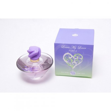 Parfum Leave My Lover Purple