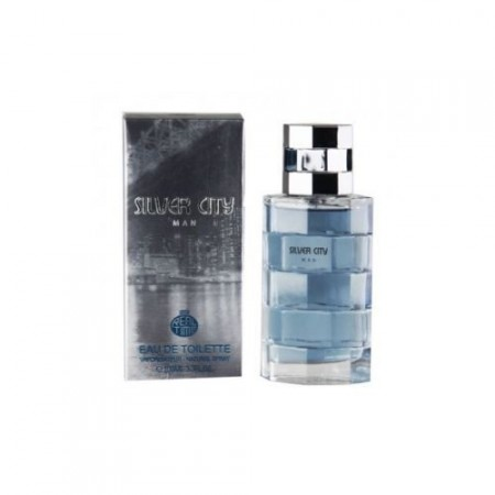 Parfum Silver City Man