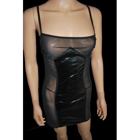 """Robe """"Sensuella"""" noir"""