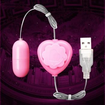 Oeuf vibrant USB Coquin