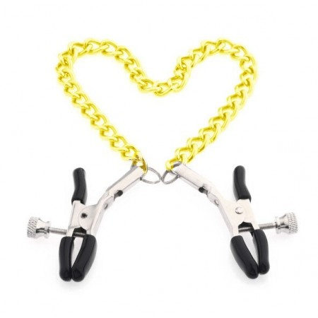 pinces à seins Chaine