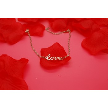 Bracelet Cheville et Pied LOVE