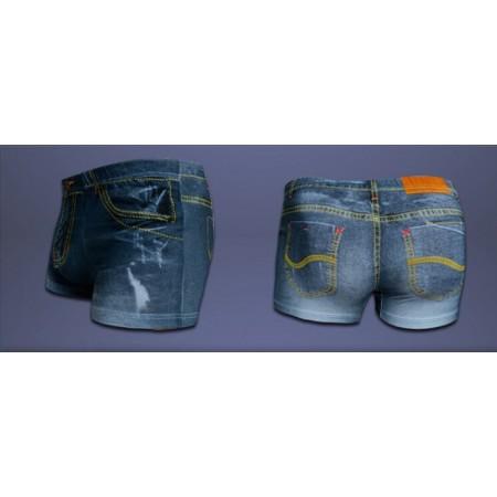 """Boxer style """"Jeans"""" 2 au choix"""