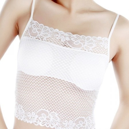 Top-bh lili Weiß