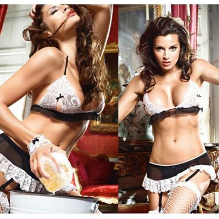 Costume femme de ménage sexy