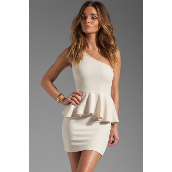 Chic dress off-White