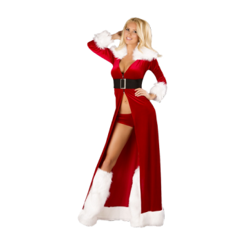 Costume sexy mother christmas