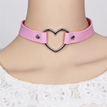 Style necklace Punk bdsm HEART