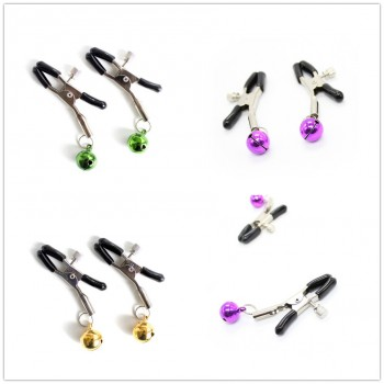 Nipple clamps BELL (3 colors)