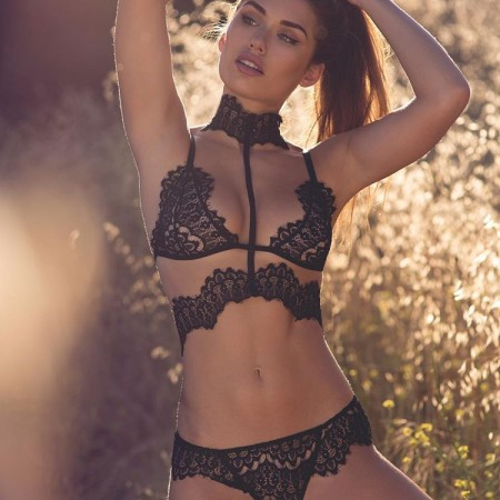 Lingerie Glamour pizzo