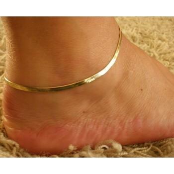 Cavigliera in oro