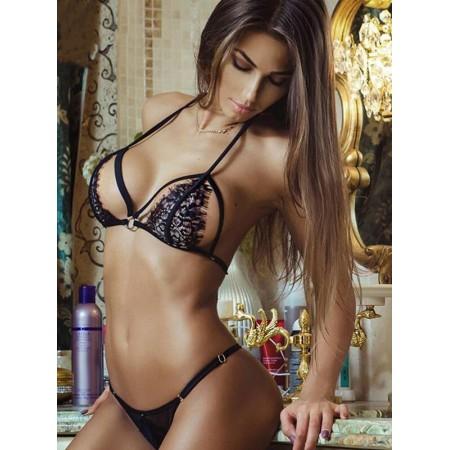 Sexy dessous spitzen-MAGALIE