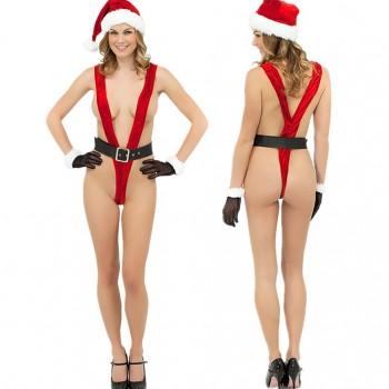 Mini Monokini Weihnachten Schurke