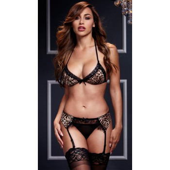 Lingerie sexy sauvage
