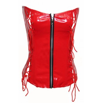 "Corset ""Fetish-Red"""