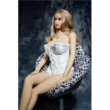 Doll Realistic Sex to big breasts ALICIA (150cm - 24kg)