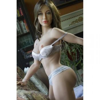 Poupée sexuelle sportive EVA (166cm - 32kg)
