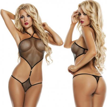 "Body ""Black-Aline"" sexy Dessous"
