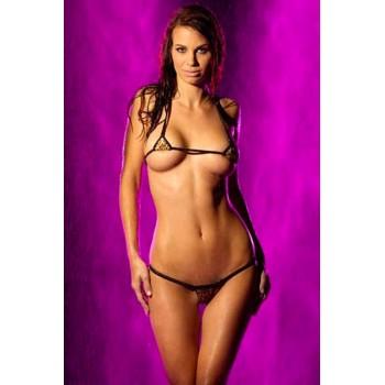 Bikini Mini Sexy léopard