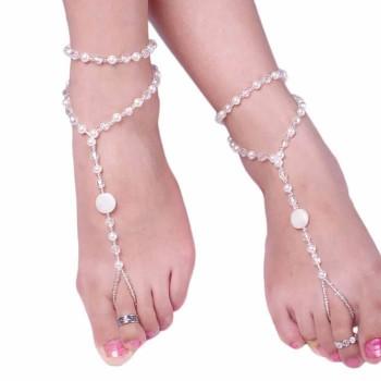 Gioielli piedi Fantasy