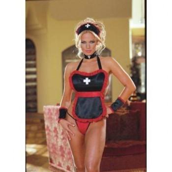 "Costume d'infirmière "" Lola"""