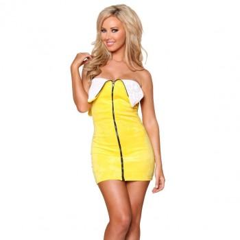 Dress Banana Sexy