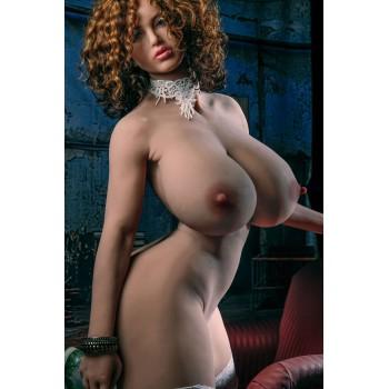 Poupée Sexuelle et réaliste aux Formes Généreuses CATALINA (165cm - 49kg)