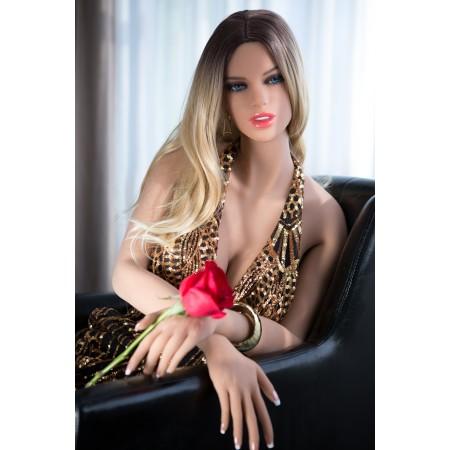 Poupée Réaliste Sexuelle Poitrine Généreuse MATHILDE ( 166cm - 40kg)