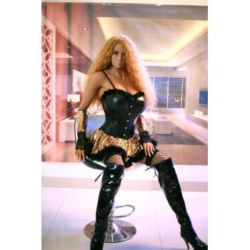 Poupée Réaliste Sexuelle Poitrine Généreuse BARBARA ( 140cm - 24kg)