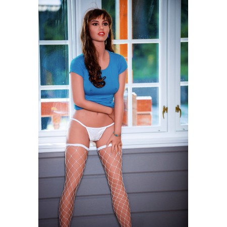 El sexo de la muñeca Realista CELINE (162cm - 42kg)