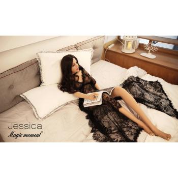 Puppe Sexuelle und Realistisch JESSICA Magic Moment (150cm - 24kg)