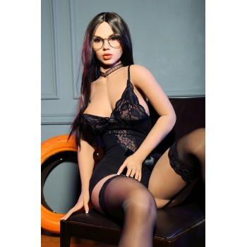Muñeca sexual y Realista EVELYNE WMdolls (165 cm - 40.5 kg)
