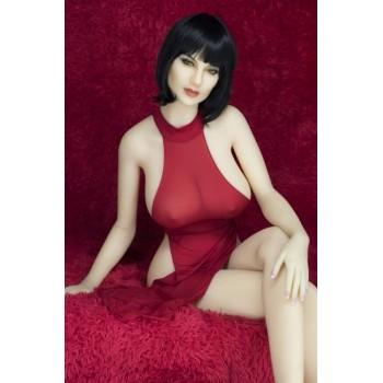 Poupée Réaliste et Sexuelle CORALIE WMdolls (168cm - 38.5kg)