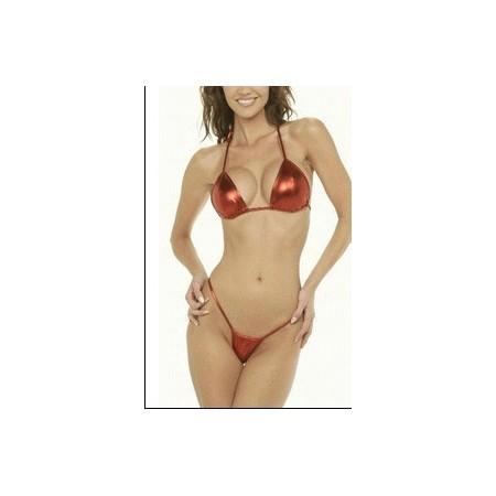 Splendida sexy lingerie rossa !