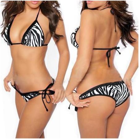 Sublime bikini zebrato molto sexy!!!