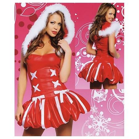 Kostüm Frau Sexy Weihnachten XMAS