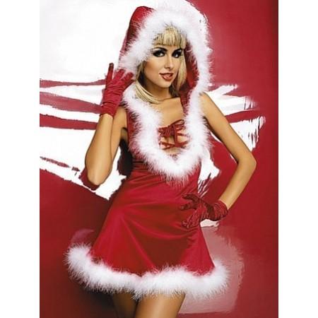 Costume Mamma Natale DELUXE (3 Camere)