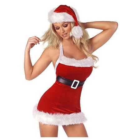 Costume Sexy Mamma Natale