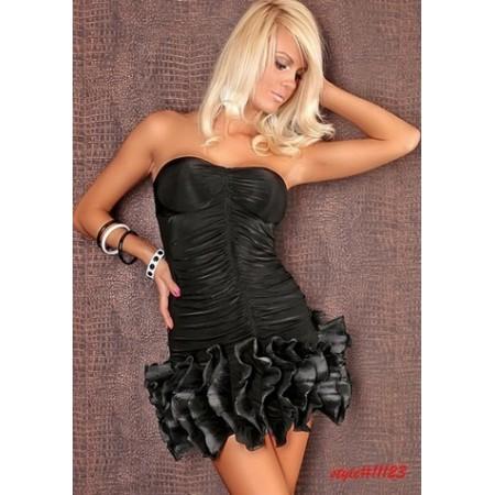 Robe de Soirée Sexy Noir